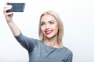 טיפול פנים לסלפי