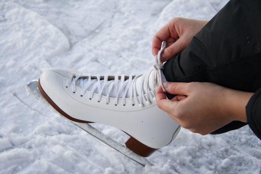 החלקה על הקרח - הקפאת שומן