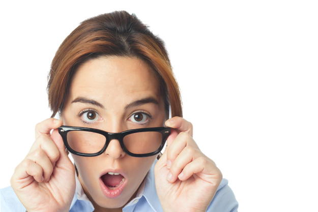 הסרת משקפי קריאה בלייזר